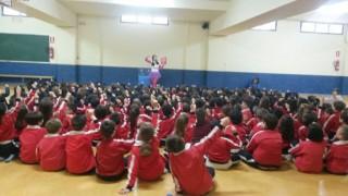 Cuentacuentos en el colegio San Ignacio