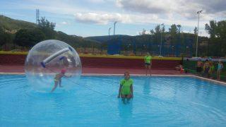 Hinchables acuáticos, diversión asegurada