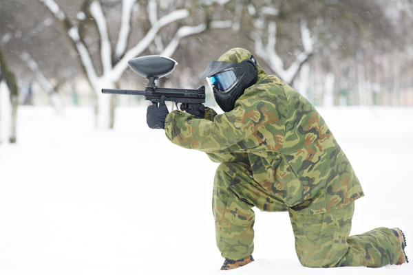 paintball-nieve